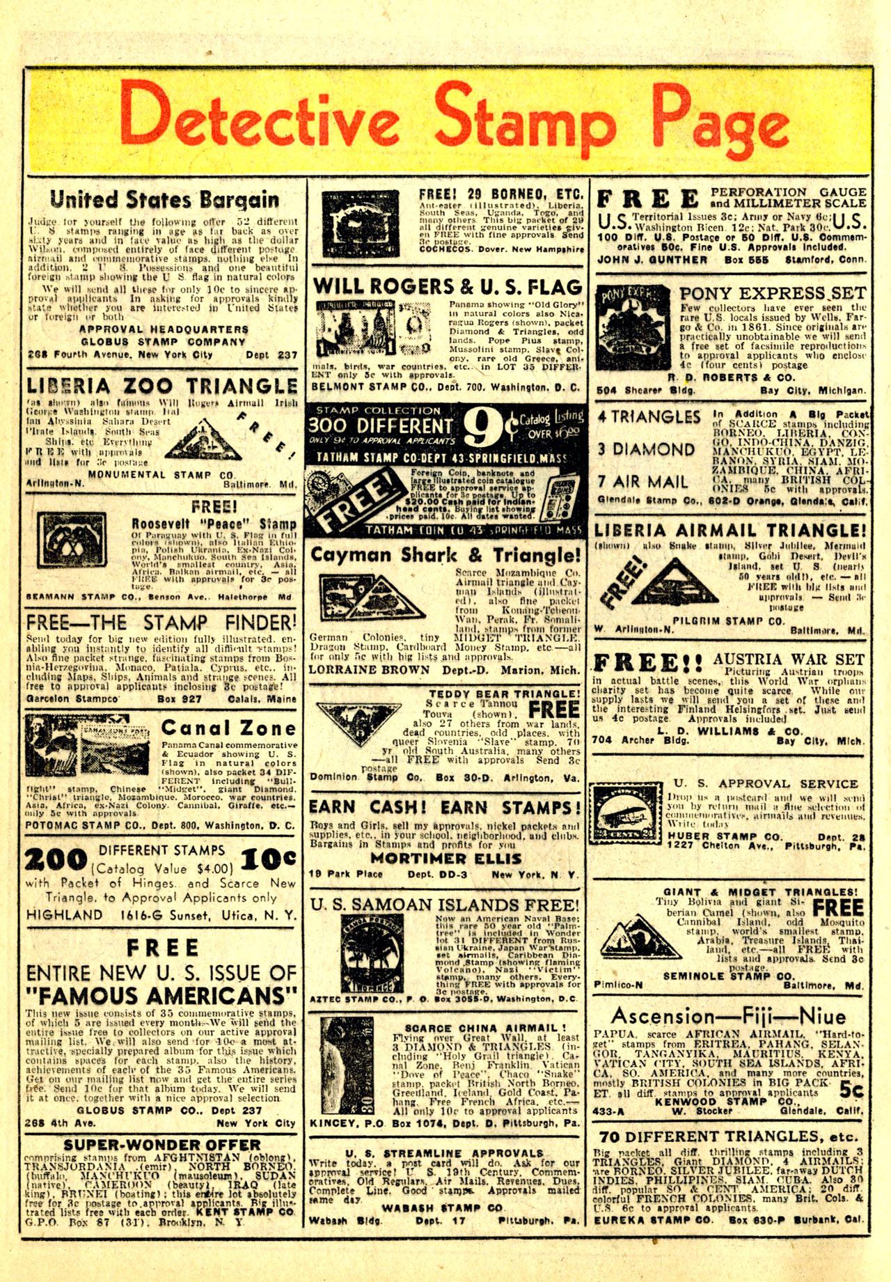 Read online Detective Comics (1937) comic -  Issue #50 - 24