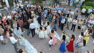 Παντρεύτηκε ο Δ/ντης του LesvosPost δημοσιογράφος Στεφάνου Γεώργιος με θρησκευτικό γάμο και βάπτισε τον γιο του στην Μυτιλήνη (φωτο,)
