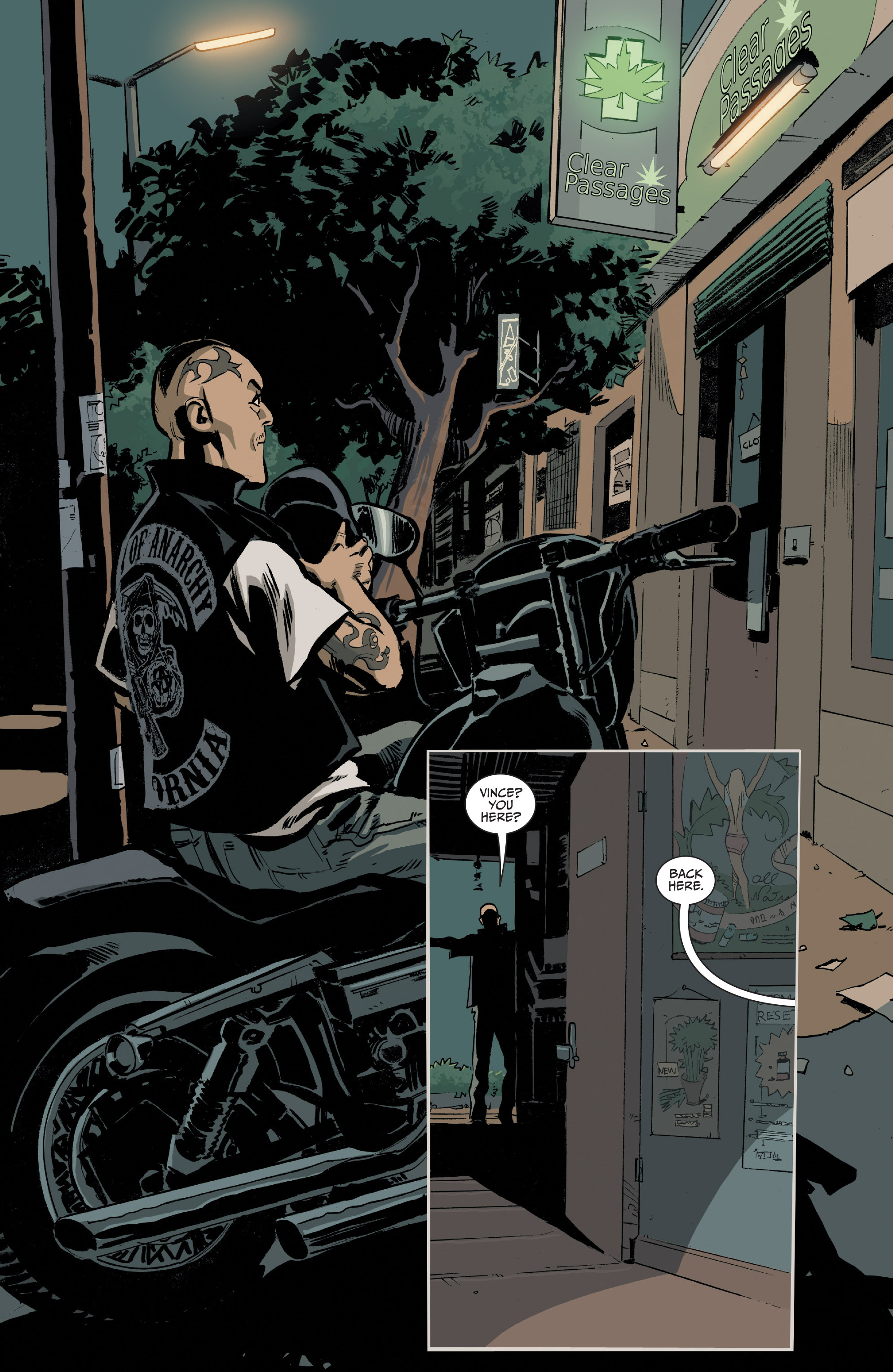 Read online Sons of Anarchy comic -  Issue #16 - 3