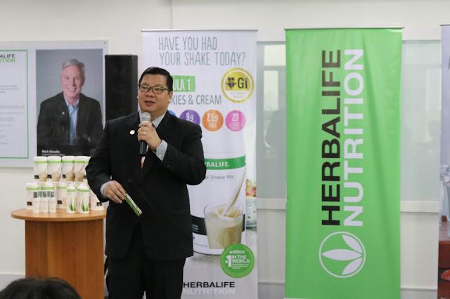 New Tastes of Herbalife Nutrition Formula 1 Shake in the Philippines