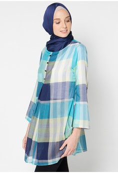 Trend Baju Muslim Wanita Casual