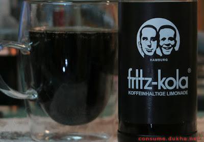Fritz-Kola - обзор колы и общие замечания о колах