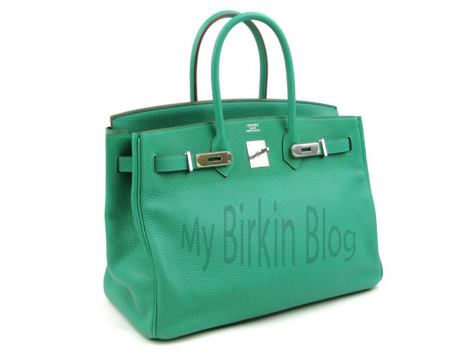My Birkin Blog