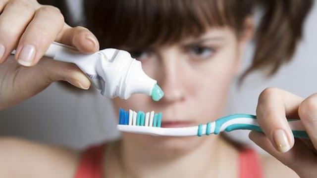 akibat jarang sikat gigi