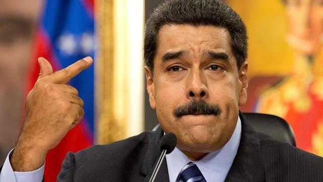 Pengunjuk Rasa Oposisi Venezuela Bentrok dengan Polisi