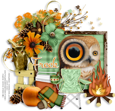 ???CT for Freeks Creations???  Autumn Campfire