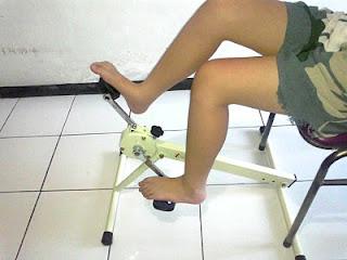 sepeda statis