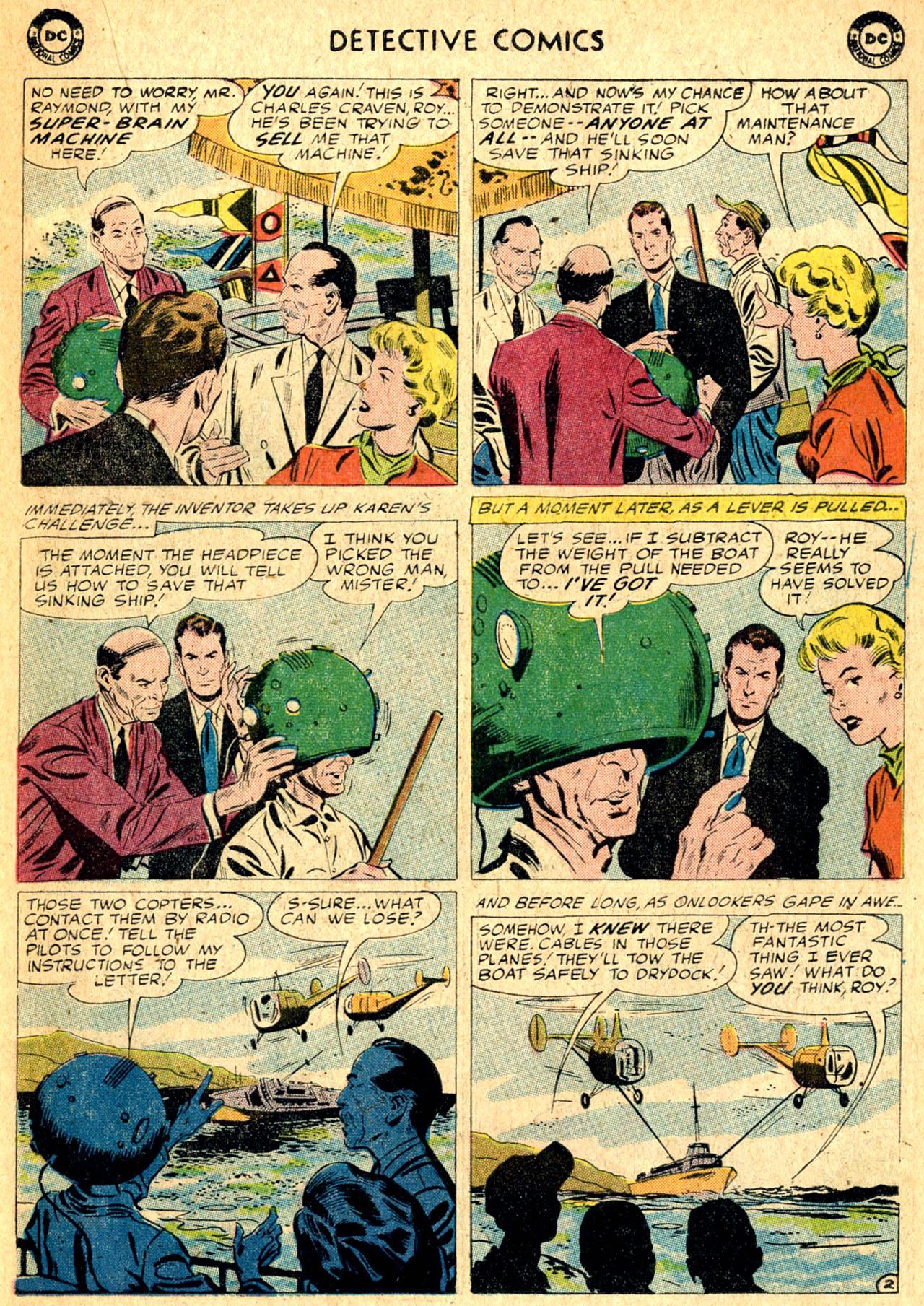 Read online Detective Comics (1937) comic -  Issue #275 - 19