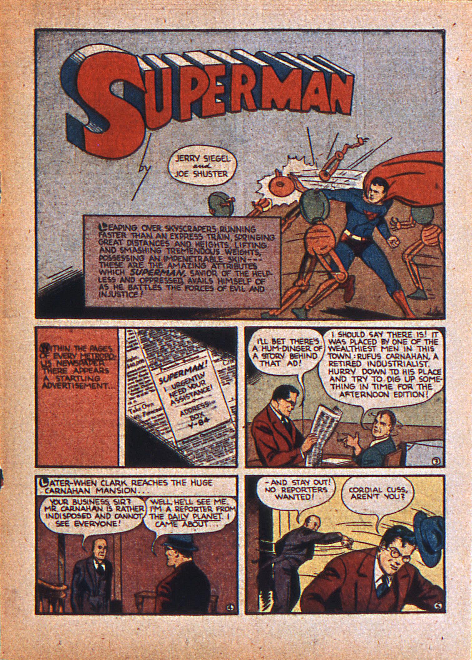 Action Comics (1938) 24 Page 3