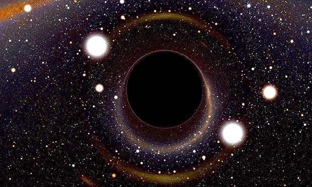 Semua Tentang Dunia dan Akhirat, SUdah Dijelaskan Dalam Al-Qur'an Black Hole Salah Satunya