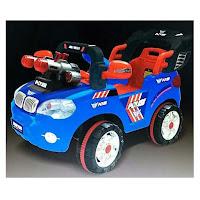 Mobil Mainan Aki MVP 7699 Jeep