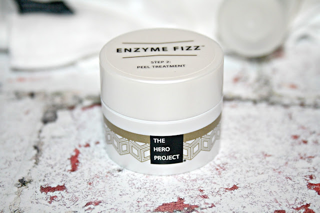 The Hero Project – Resurfizz Enzyme Peel Collection