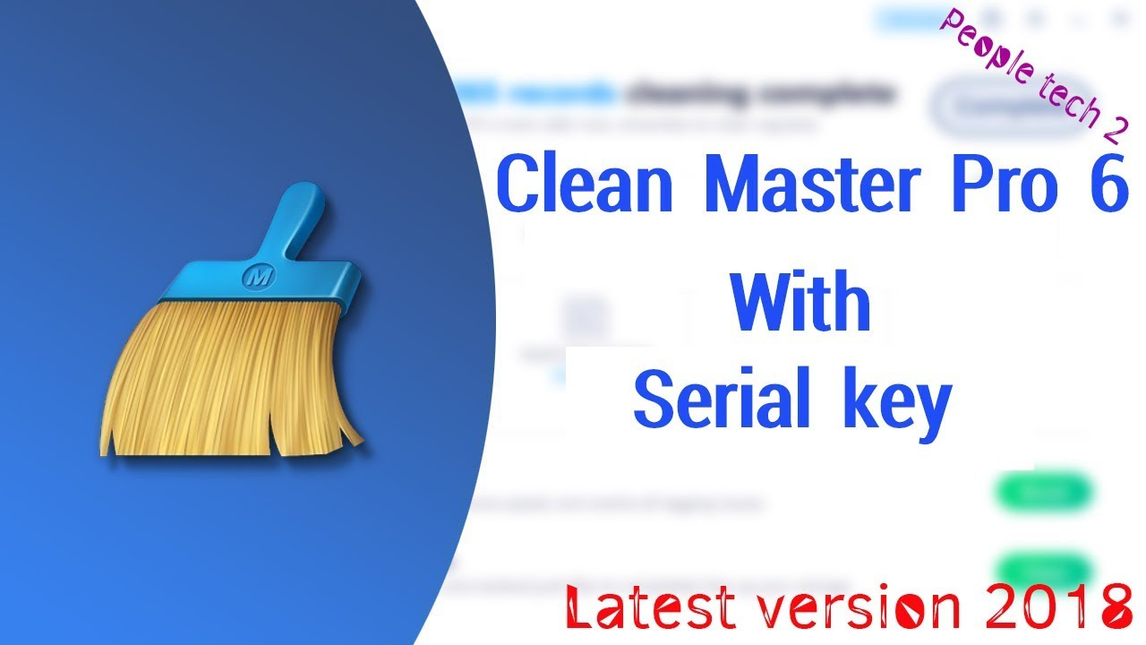 Clean master crack 2018 free download - SoftwareZone net