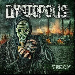 """Το τραγούδι των Dystopolis """"Lords of Sand"""" από το album """"V.EN.O.M."""""""