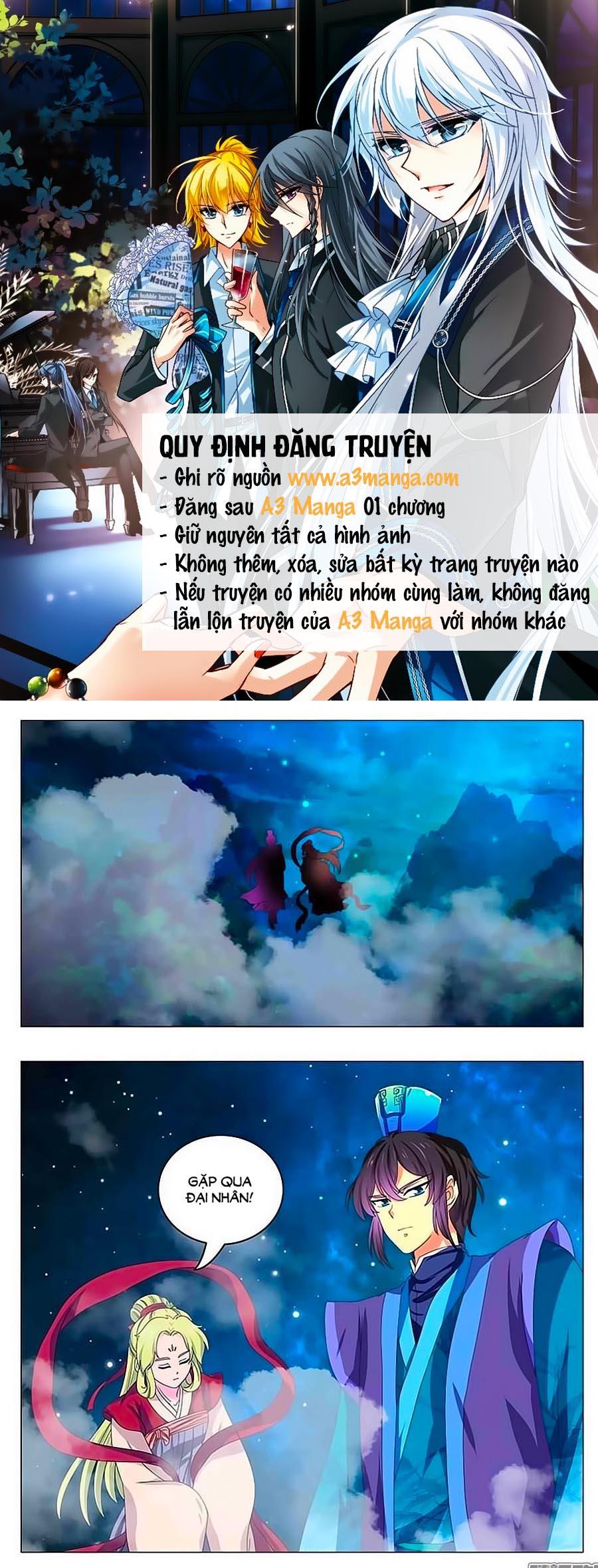 Đống Phù Đã Khai Quang – Chap 63