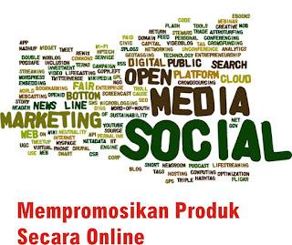 Cara mempromosikan Produk Secara Online