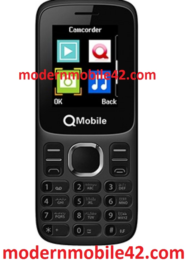 qmobile g125 flash file Miracle_Box