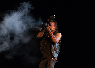 The Walking Dead Daryl No Way Out AMC FOX España Norman Reedus