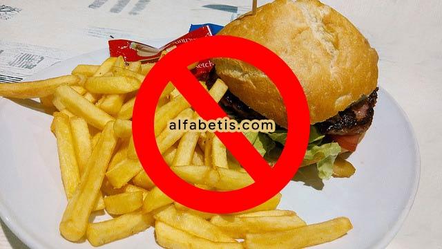 Kenapa Tetap Kurus Meski Banyak Makan Junk Food