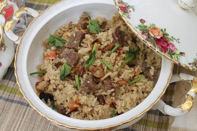 Nasi Daging Azie Kitchen