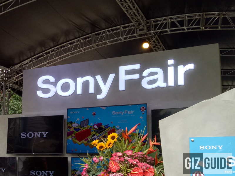 Sony Fair 2016: Experience The Best Of Sony At BGC High Street