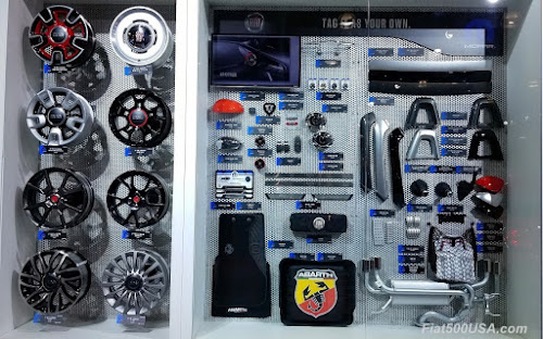 Fiat Mopar Accessories