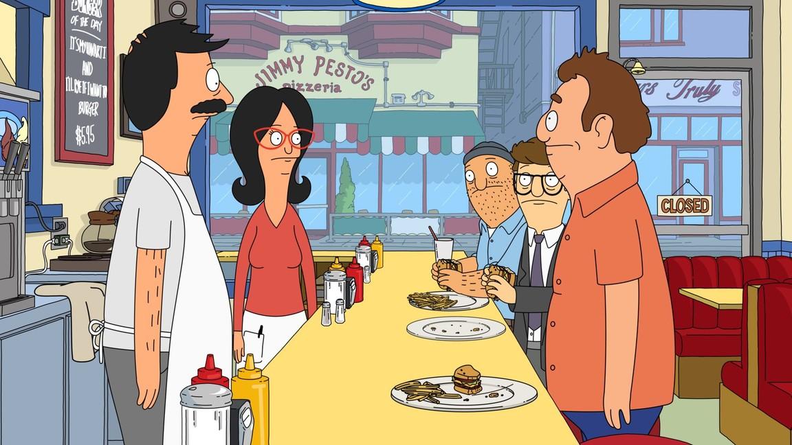 Bob's Burgers - Season 7 Episode 11: A Few  Gurt Men
