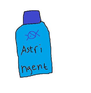 Kegunaan Astringent