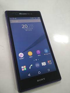 Harga dan Spesifikasi Sony Xperia Z1 Docomo (SO-01F) Terbaru 2016