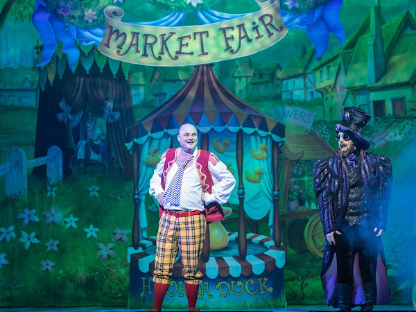 Jack and the Beanstalk (Pantomime), New Wimbledon Theatre | Review