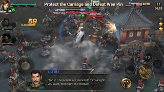 Dynasty Warriors: Unleashed Android Apk