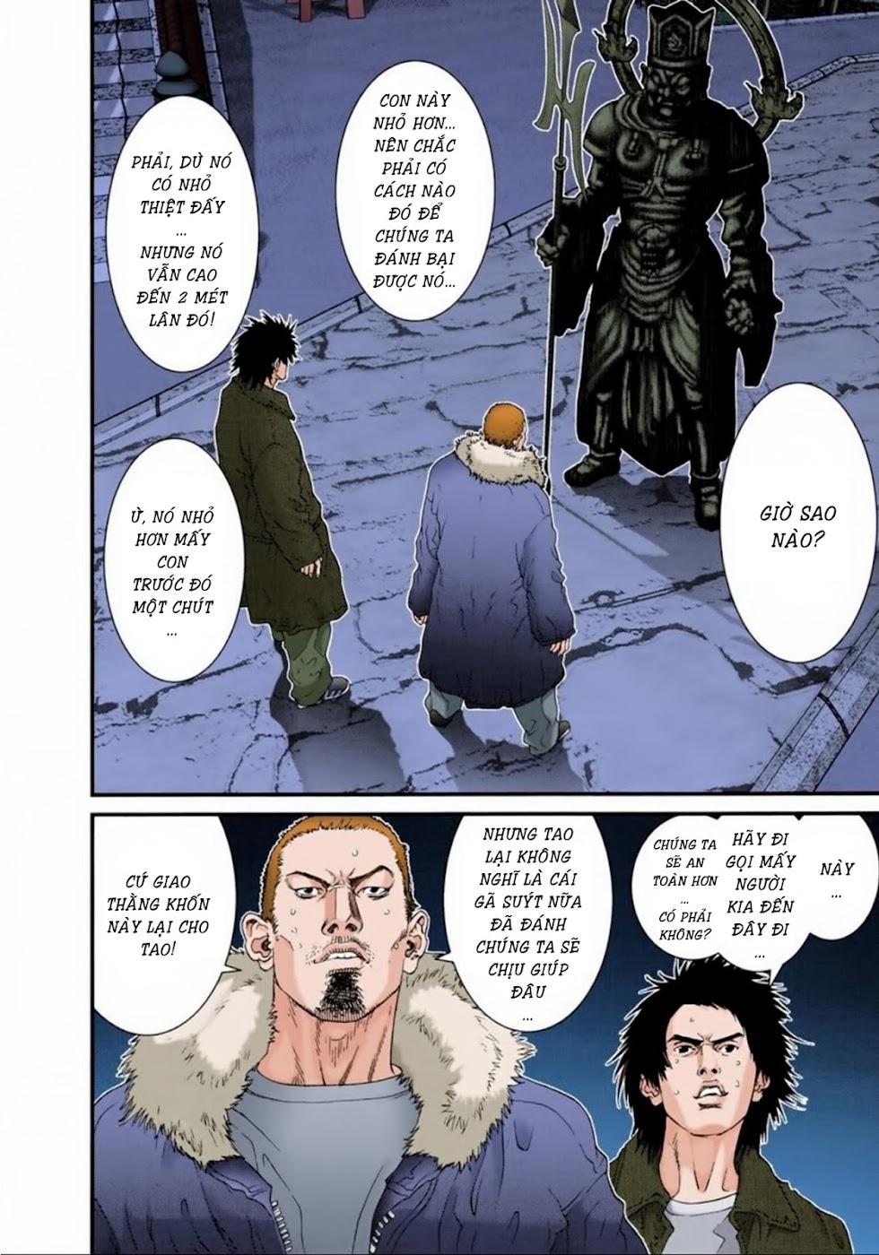 Gantz Chap 68: Đổ bộ trang 4