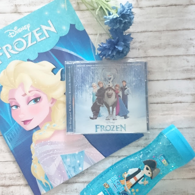 [Music Monday] Frozen - An Original Walt Disney Records Soundtrack