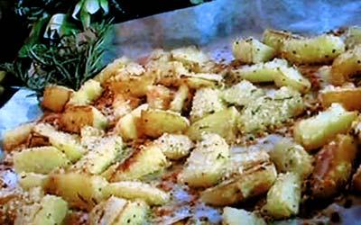 Ricetta Patate Rosticciate Cotto E Mangiato Ricette Più