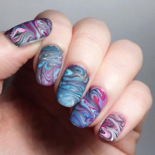 4 Amazing nail Arts