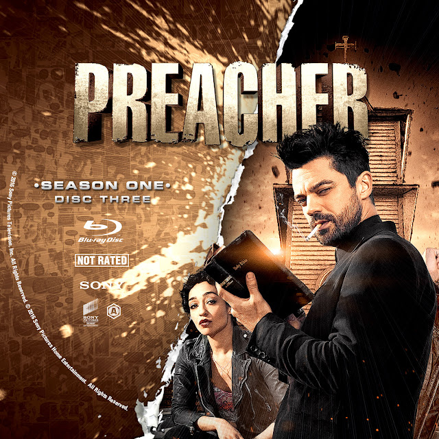 Label Bluray Preacher Disco 3