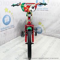 Sepeda Anak United Soccer 18 Inci