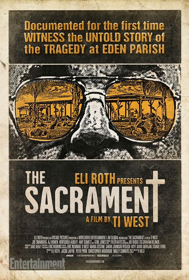 The Sacrament (2013) 720p WEB-DL