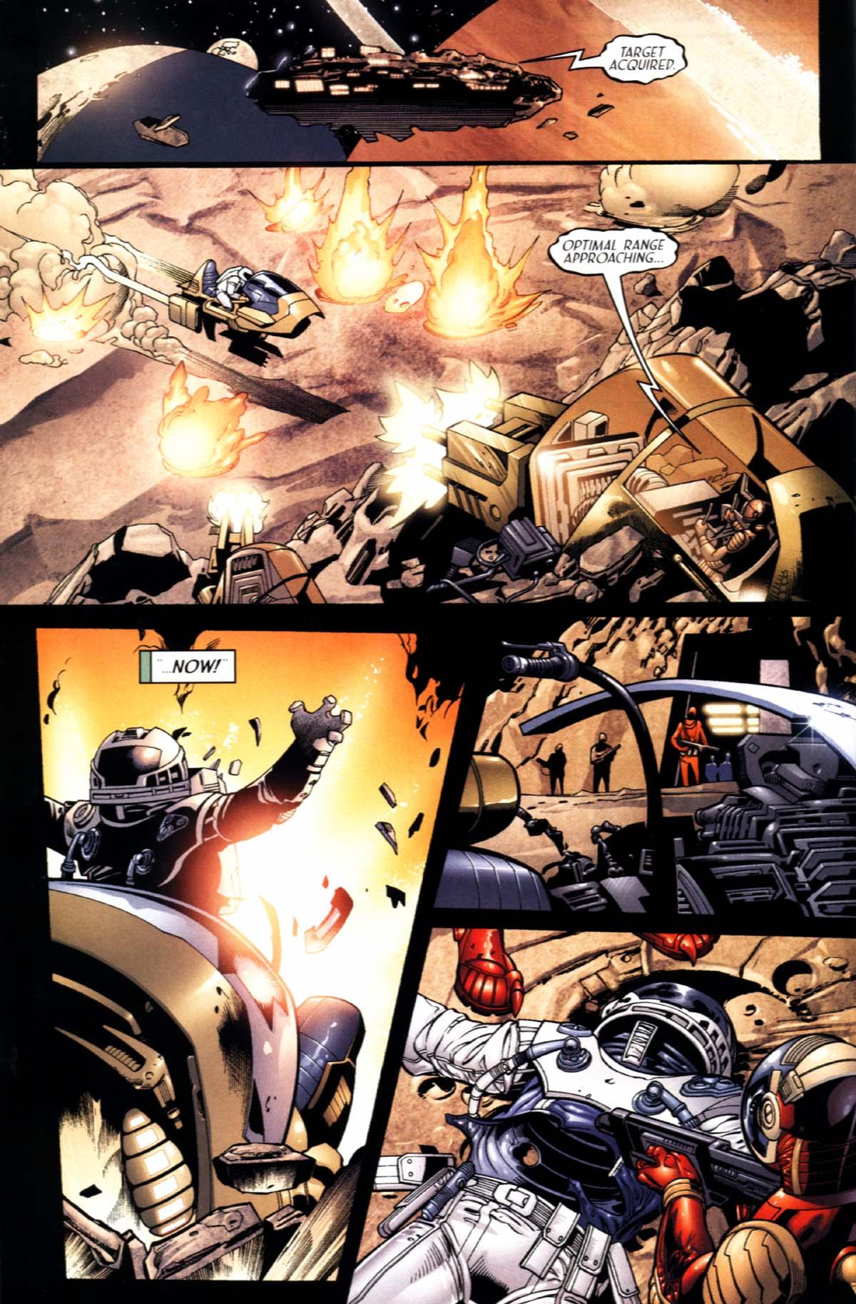 Read online Sigil (2000) comic -  Issue #21 - 22