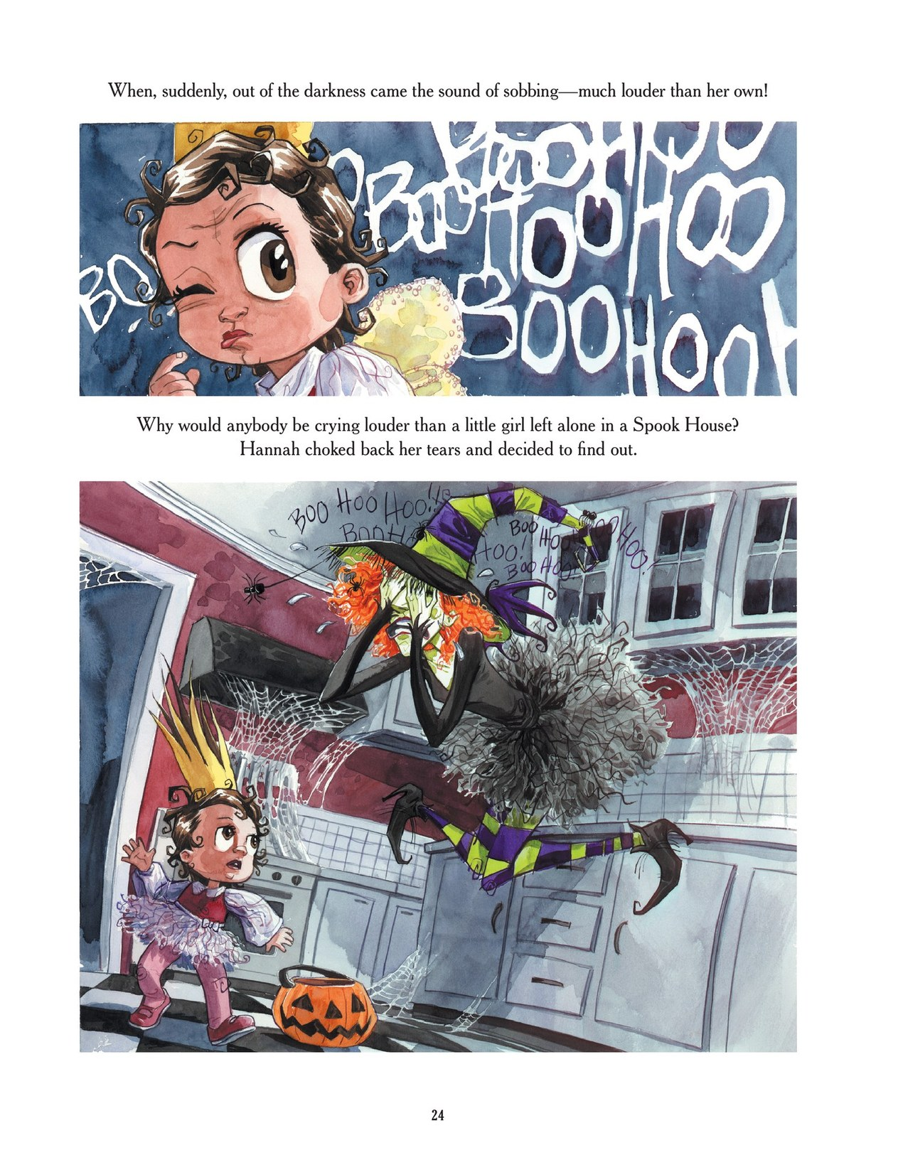 Read online Scary Godmother comic -  Issue # TPB - 24