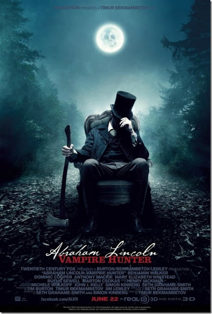 Abraham Lincoln, Vampire Hunter, Timur Bekmambetov, Vampire films, Horror films, Vampire movies, Horror movies, blood movies, Dark movies, Scary movies, Ghost movies
