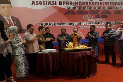 Tunjangan Naik, Anggota DPRD Diminta Jangan Korupsi Lagi