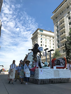 Pioneer Day (July 24) Parade Float, 2018