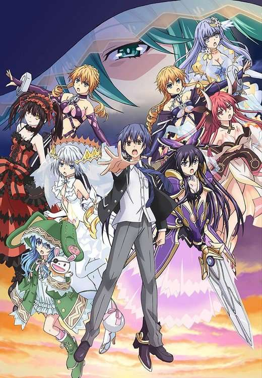 Anime Date A Live III Ungkapkan Visual Terbarunya