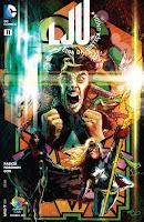 Os Novos 52! Liga da Justiça Unida #11