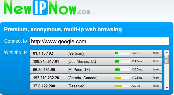 Top 5 Fast (Free) Proxy Servers to Access Blocked Websites