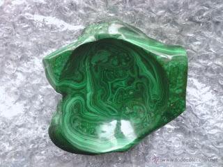 Piedra Mágica: La Malaquita