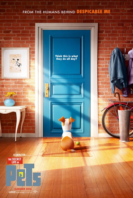 The Secret Life of Pets เรื่องลับแก๊งขนฟู (2016)