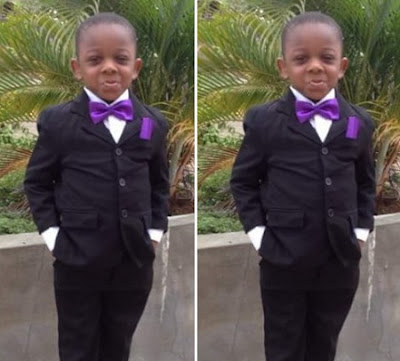 Photo: School Boy Kidnapped On His Way To School