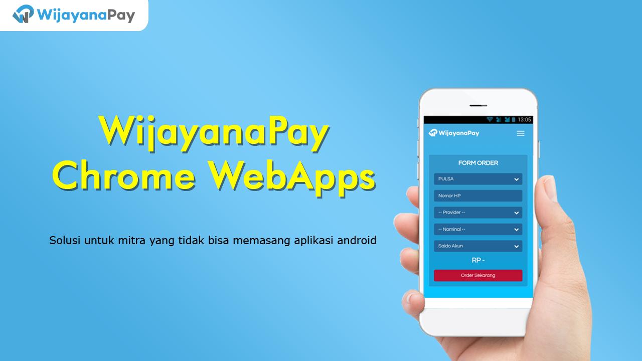 Cara Menambahkan Chrome WebApps ke Layar Utama Smartphone